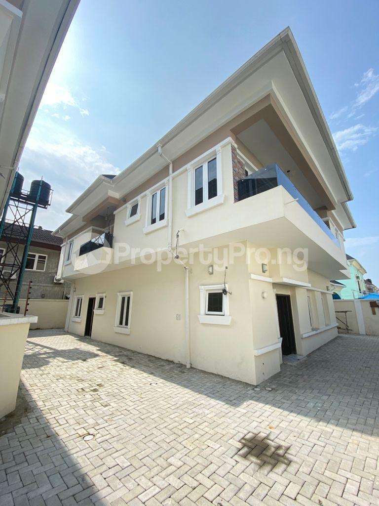 5 bedroom Detached Duplex for rent Ajah Lagos - 8