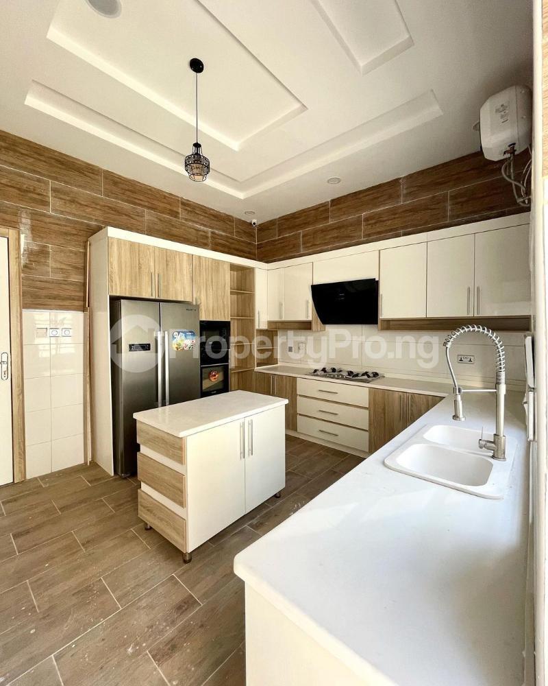 5 bedroom Detached Duplex for sale Eletu Osapa london Lekki Lagos - 4
