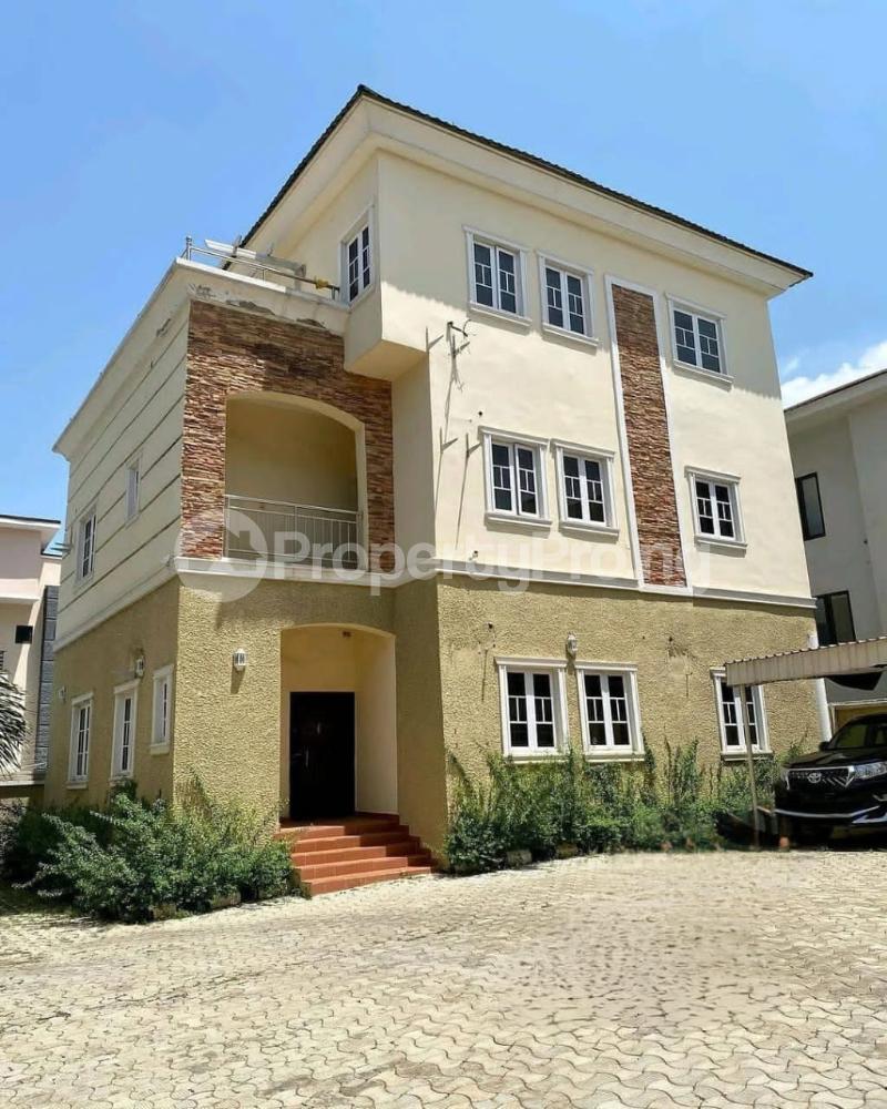 5 bedroom House for rent Guzape Road Guzape Abuja - 0