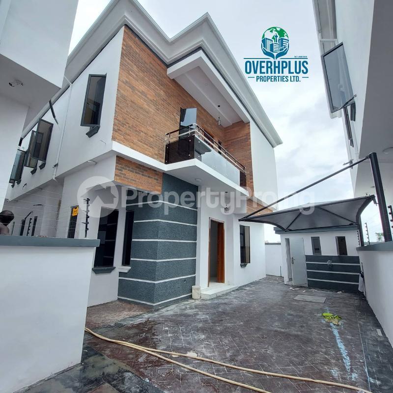 5 bedroom Detached Duplex for sale Chevron Road chevron Lekki Lagos - 0