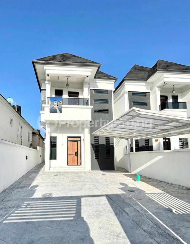 5 bedroom Detached Duplex for sale Eletu Osapa london Lekki Lagos - 0