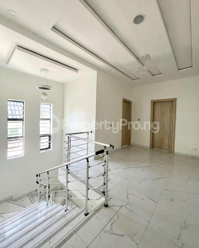 5 bedroom Detached Duplex for sale Eletu Osapa london Lekki Lagos - 6