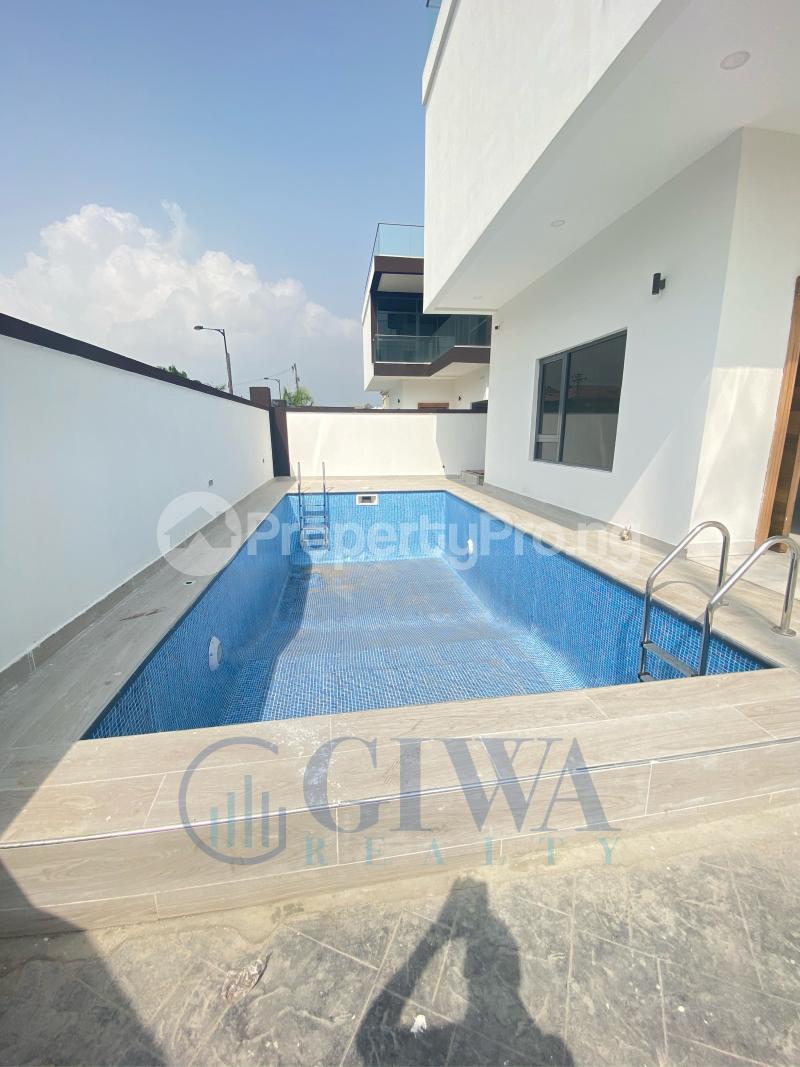 5 bedroom Detached Duplex House for sale - Lekki Phase 1 Lekki Lagos - 1