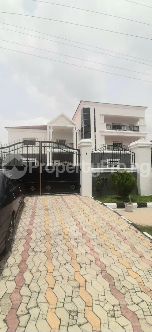 5 bedroom Detached Duplex for rent Guzape District Guzape Abuja - 0