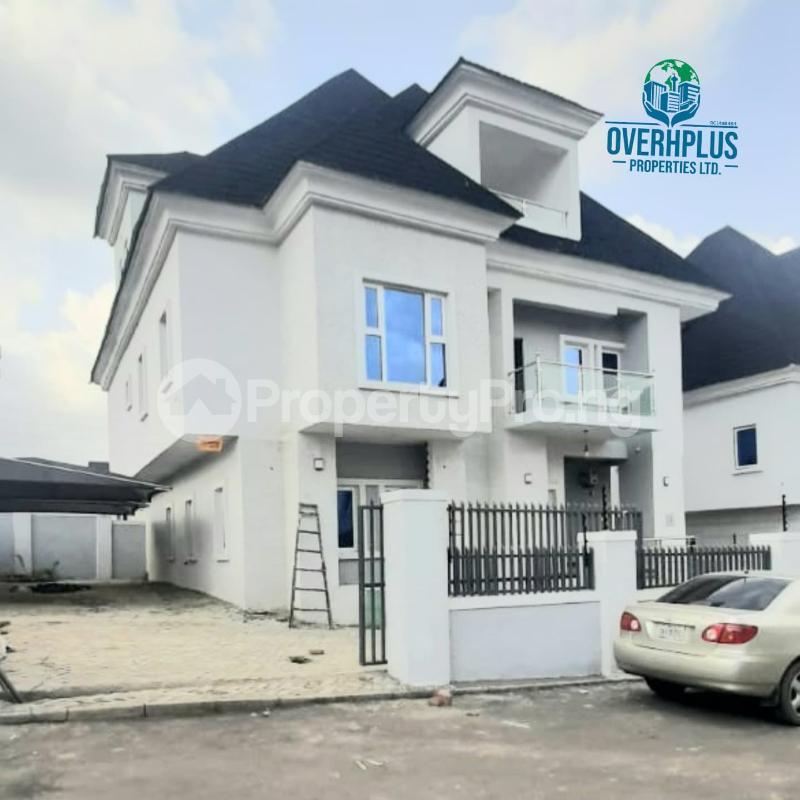 5 bedroom Detached Duplex for sale Guzape Rd Guzape Abuja - 0
