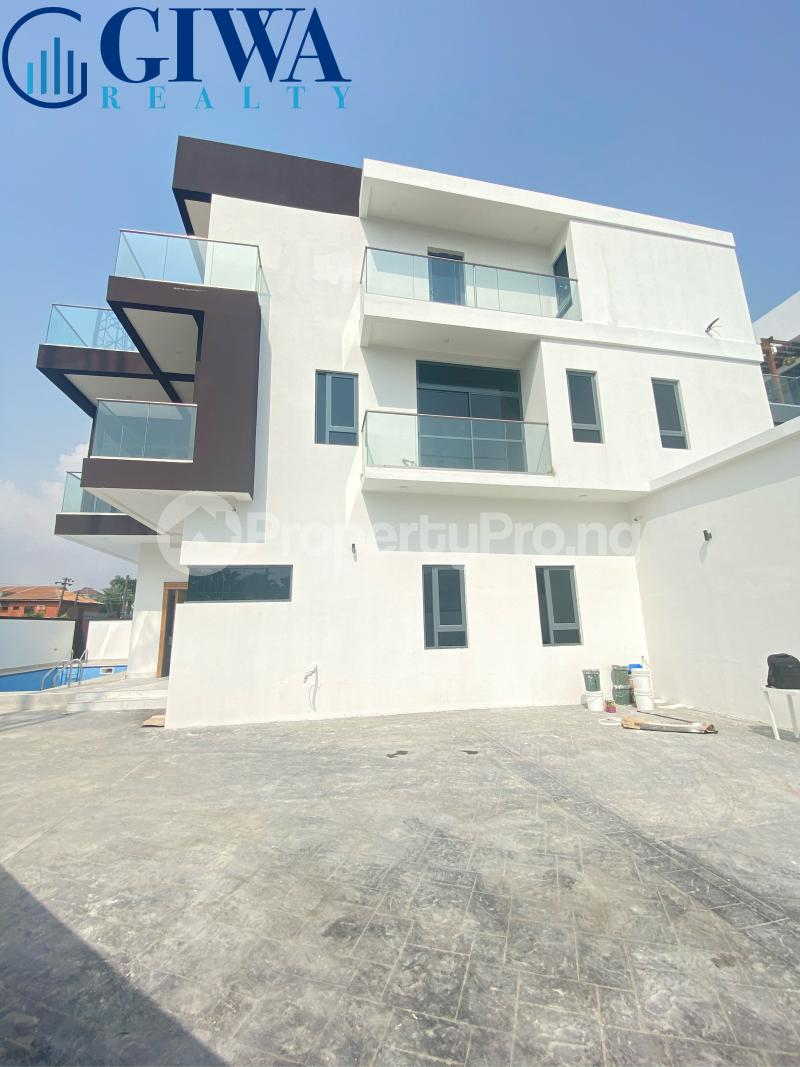 5 bedroom Detached Duplex House for sale - Lekki Phase 1 Lekki Lagos - 0
