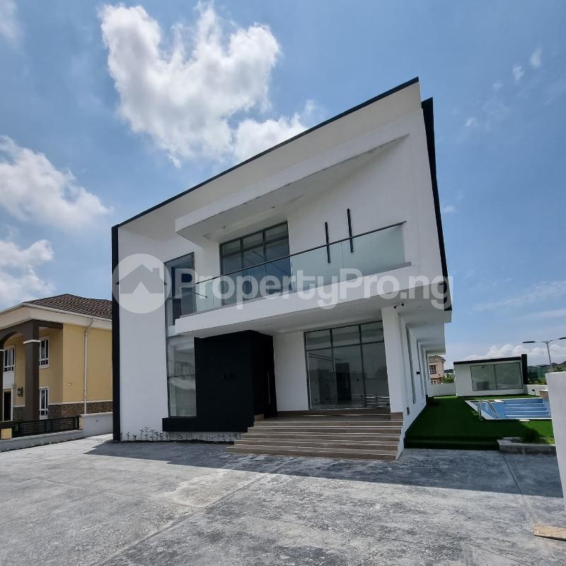 5 bedroom Detached Duplex for sale Lakeview Estate Phase 1 VGC Lekki Lagos - 0