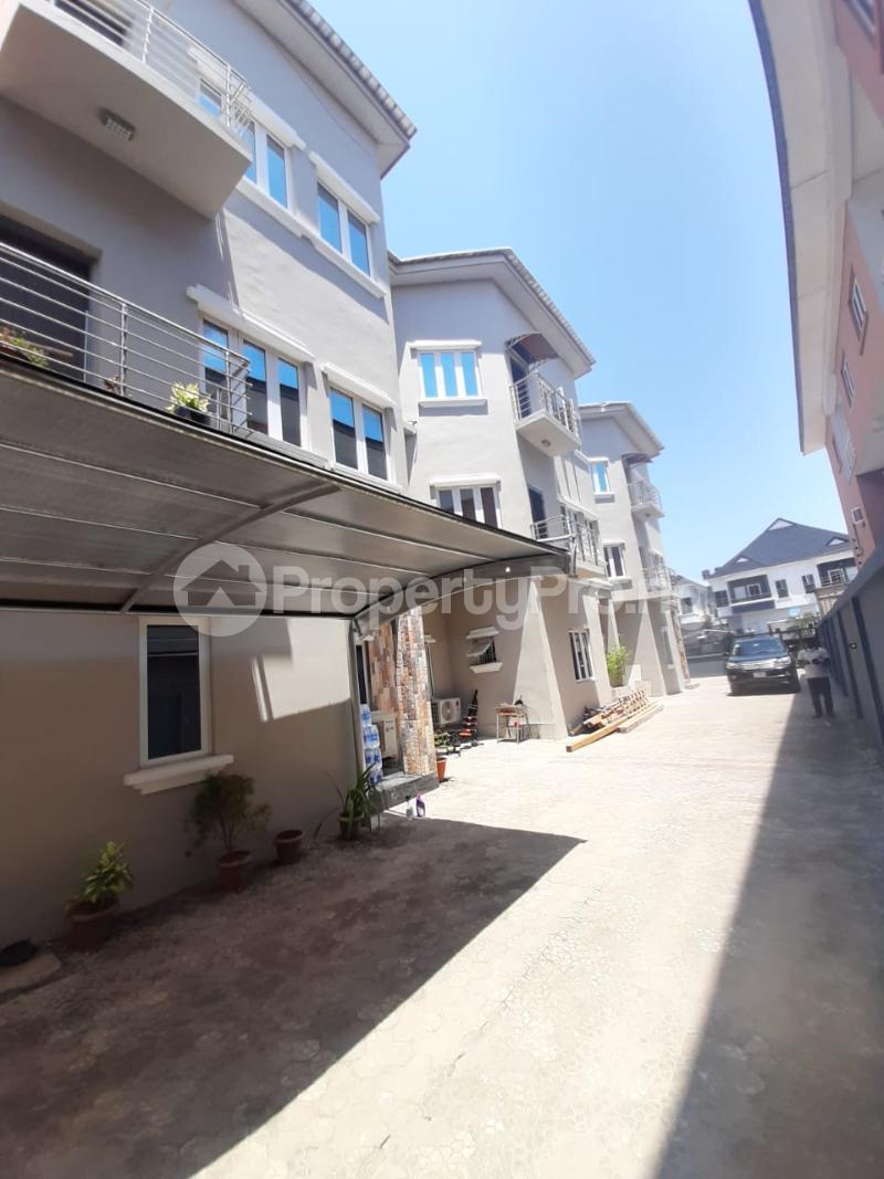 5 bedroom Detached Duplex for rent Oral Estate, Lekki Phase 1 Lekki Lagos - 0