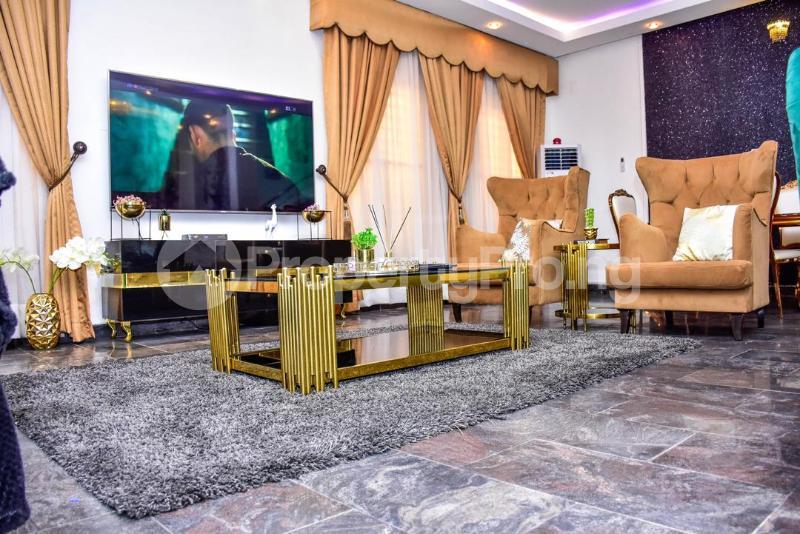 5 bedroom Detached Duplex House for shortlet Chevyview, Chevron, Lekki Lagos chevron Lekki Lagos - 9