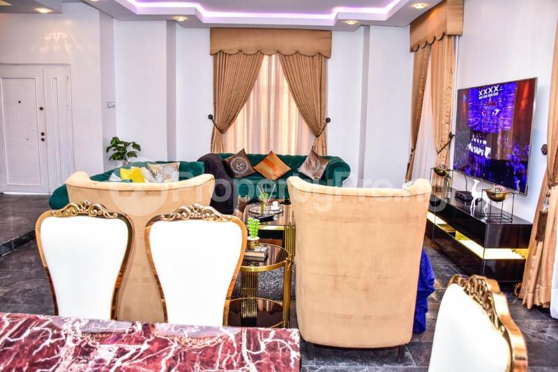 5 bedroom Detached Duplex House for shortlet Chevyview, Chevron, Lekki Lagos chevron Lekki Lagos - 12