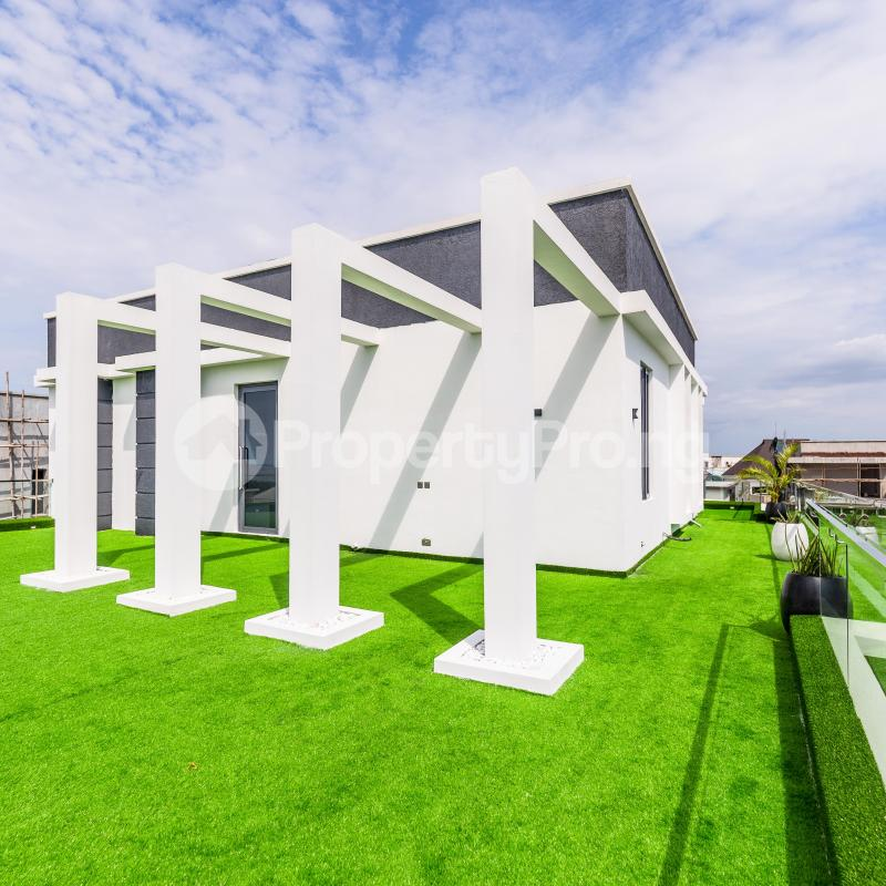 5 bedroom Detached Duplex House for sale Pinnock Beach Estate Osapa london Lekki Lagos - 7