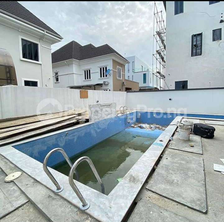 5 bedroom Detached Duplex for sale Osapa London Lagos Island Lagos Island Lagos - 5
