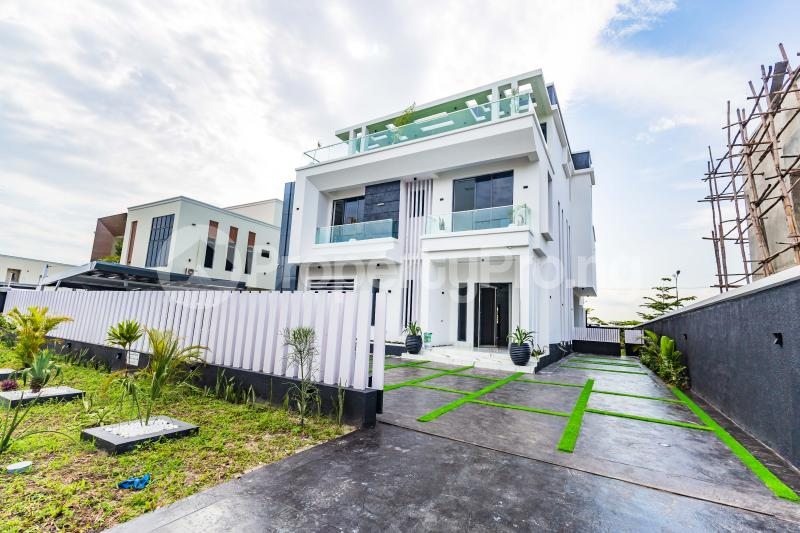 5 bedroom Detached Duplex House for sale Pinnock Beach Estate Osapa london Lekki Lagos - 0
