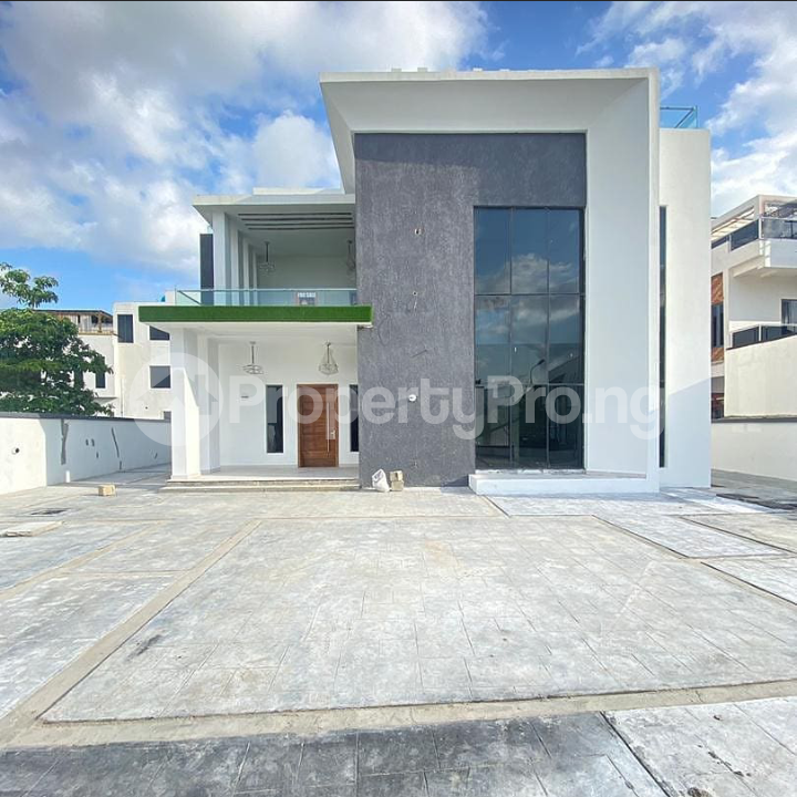 5 bedroom Detached Duplex for sale Osapa London Lagos Island Lagos Island Lagos - 0