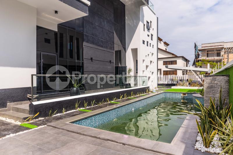 5 bedroom Detached Duplex House for sale Pinnock Beach Estate Osapa london Lekki Lagos - 5