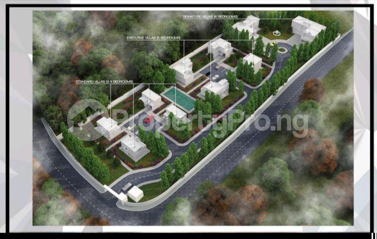 5 bedroom Massionette House for sale Signature House, Gurara Street, Maitama Maitama Abuja - 1