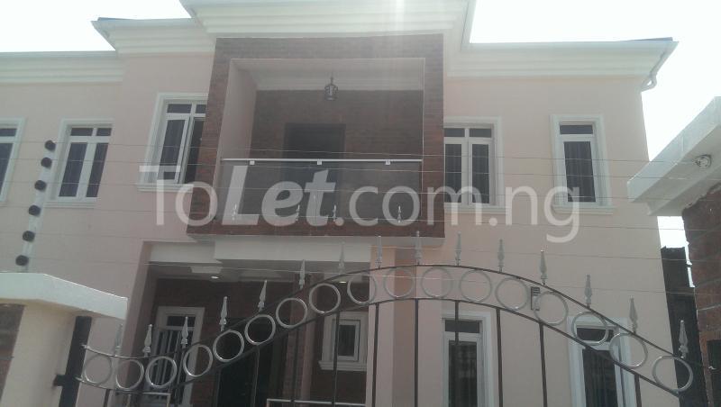 5 bedroom House for sale Lekki Palm City Estate, Thomas estate Ajah Lagos - 1