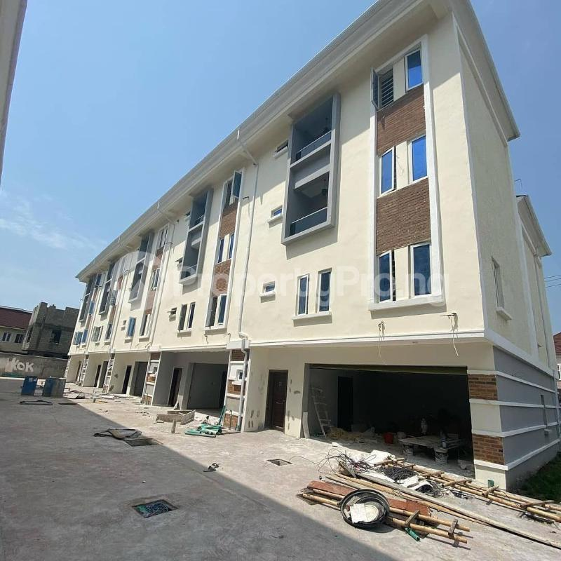 5 bedroom Terraced Duplex House for sale Idado Lekki Lagos - 1