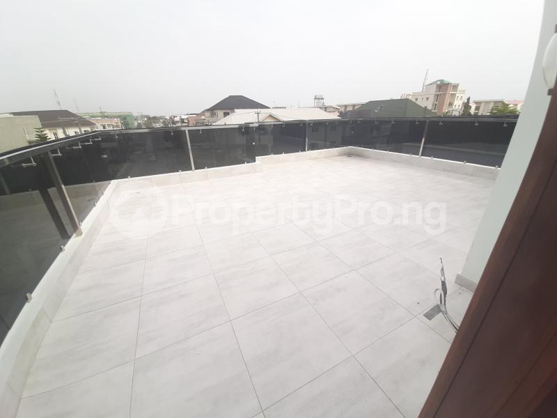 5 bedroom Detached Duplex House for sale Off omorinre  Johnson  lekki phase 1 Lekki Phase 1 Lekki Lagos - 6