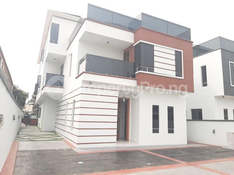 5 bedroom Detached Duplex House for sale Off omorinre  Johnson  lekki phase 1 Lekki Phase 1 Lekki Lagos - 0