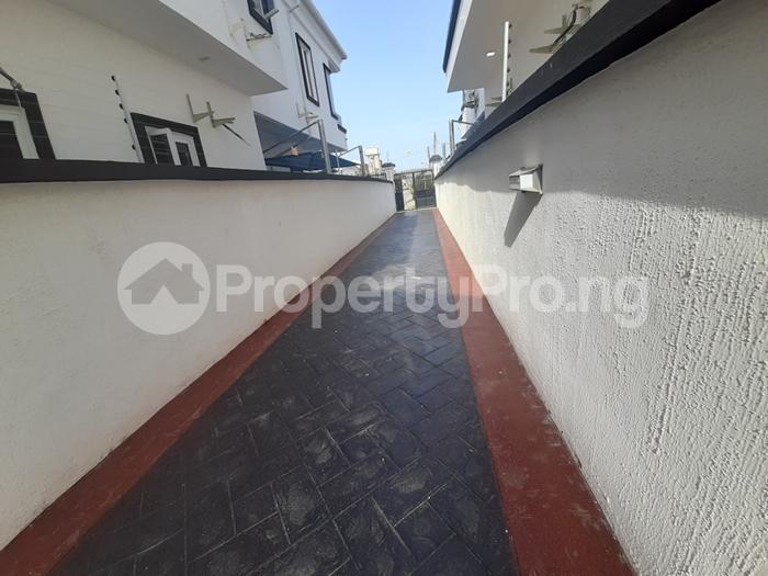 5 bedroom Detached Duplex for sale Chevy View Estate Chevron Lekki chevron Lekki Lagos - 8