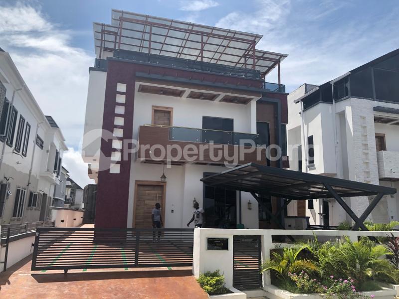 5 bedroom Detached Duplex House for sale Lekki county' home Ikota Lekki Lagos - 0