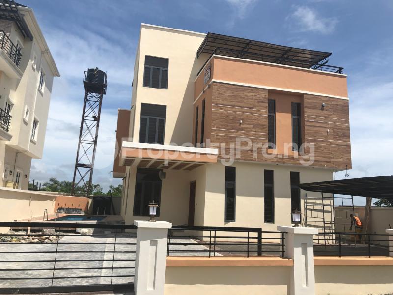 5 bedroom Detached Duplex House for sale Lekki county home  Ikota Lekki Lagos - 1