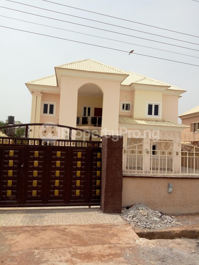 5 bedroom Massionette House for sale Lovely Estate by Sunnyvale Galadinmawa Abuja - 0