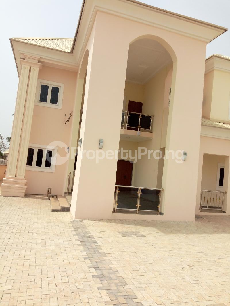 5 bedroom Massionette House for sale Lovely Estate by Sunnyvale Galadinmawa Abuja - 1
