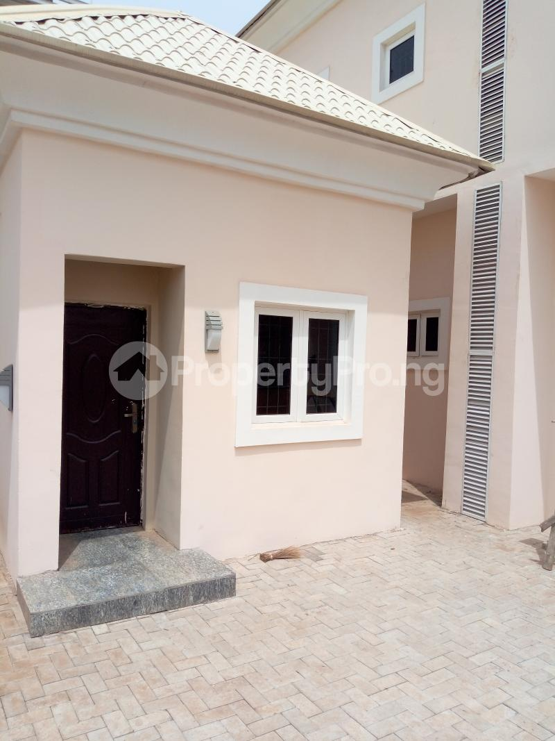 5 bedroom Massionette House for sale Lovely Estate by Sunnyvale Galadinmawa Abuja - 11