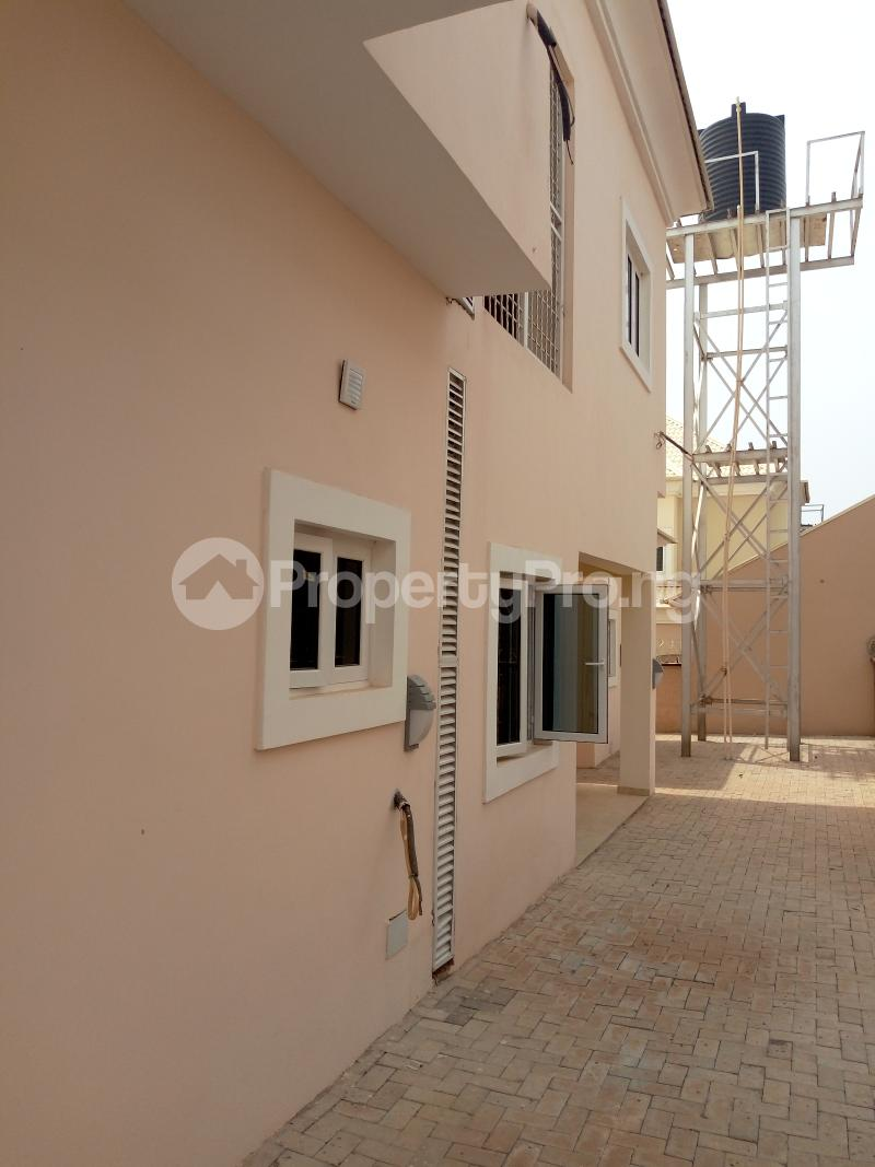 5 bedroom Massionette House for sale Lovely Estate by Sunnyvale Galadinmawa Abuja - 10