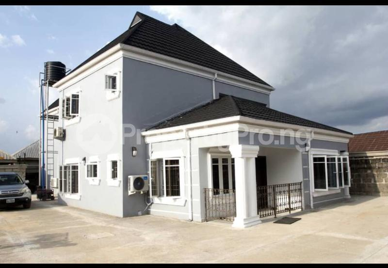 5 bedroom Detached Duplex House for sale Sars Rd Eliozu Port Harcourt Rivers - 1