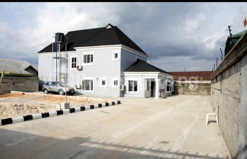 5 bedroom Detached Duplex House for sale Sars Rd Eliozu Port Harcourt Rivers - 0
