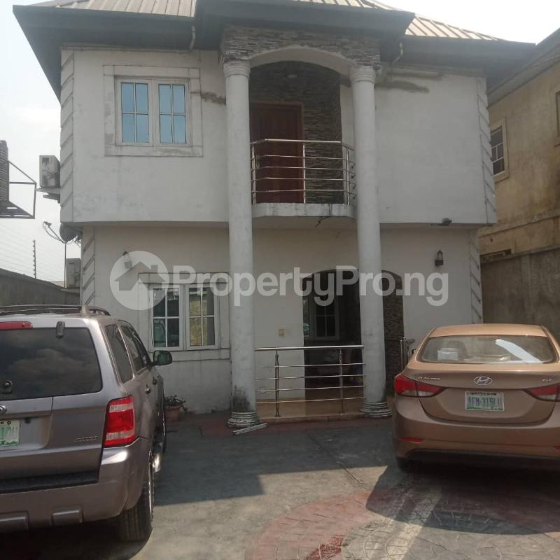 5 bedroom Detached Duplex House for sale Woji axis by gbalaja Trans Amadi Port Harcourt Rivers - 0