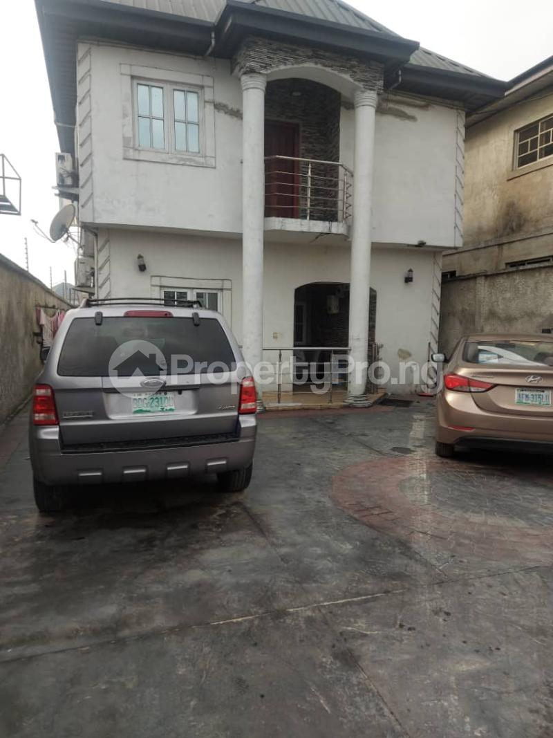 5 bedroom Detached Duplex House for sale Woji axis by gbalaja Trans Amadi Port Harcourt Rivers - 3