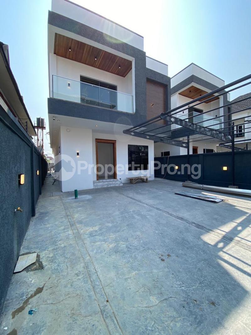 5 bedroom Detached Duplex for sale Agungi, Lekki. Agungi Lekki Lagos - 0