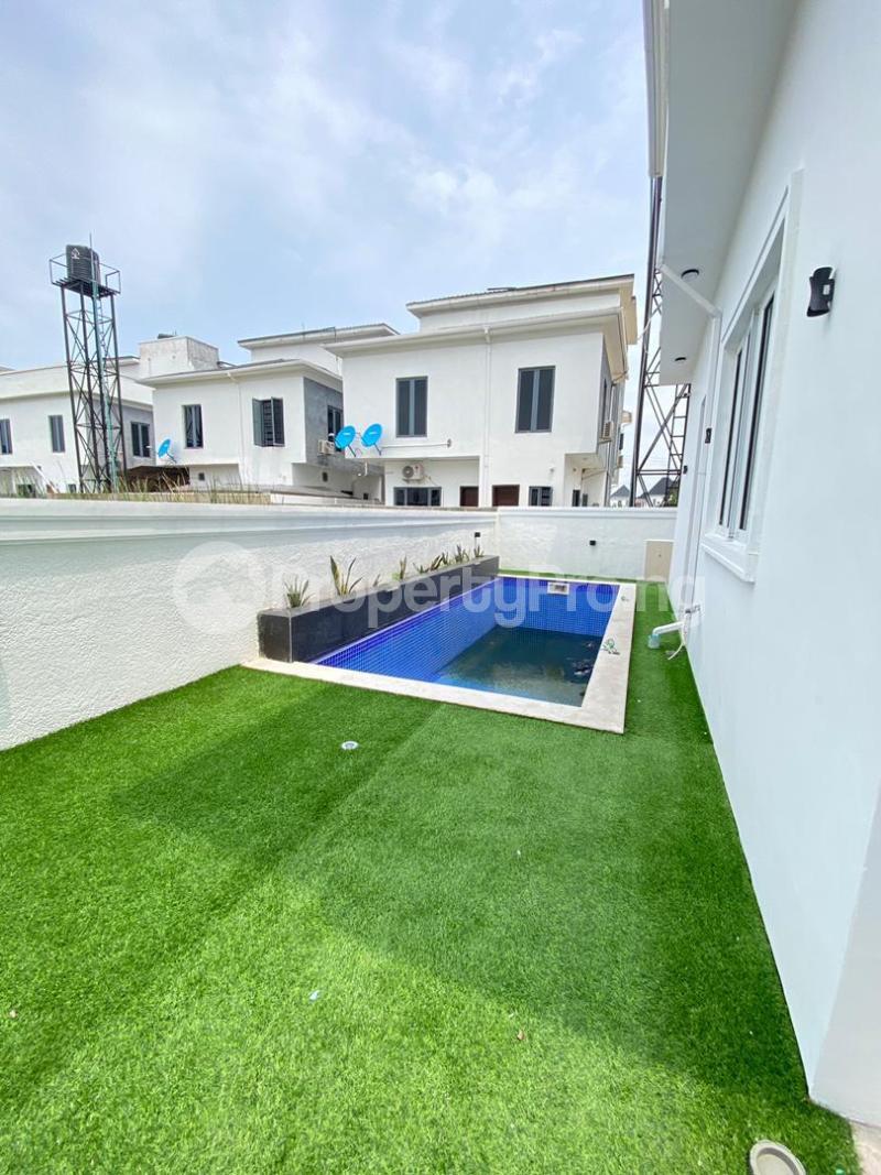 5 bedroom Detached Duplex for sale Lekki County Estate Ikota Lekki Lagos - 1