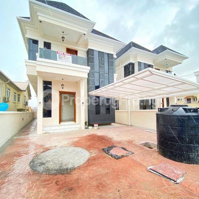 5 bedroom Detached Duplex for sale Chevron. chevron Lekki Lagos - 0