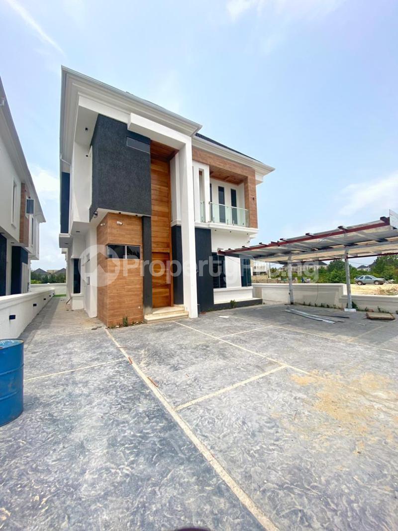 5 bedroom Detached Duplex for sale Lekki County Estate Ikota Lekki Lagos - 0