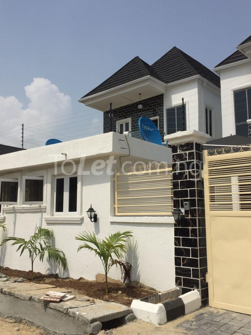 5 bedroom House for sale Ikate by Second Round about behind prime water view estate Lekki Phase 1 Lekki Lagos - 0
