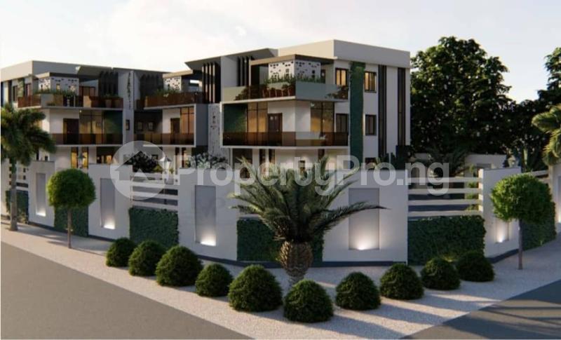 5 bedroom Semi Detached Duplex for sale G Empire Garden Durumi Abuja - 1