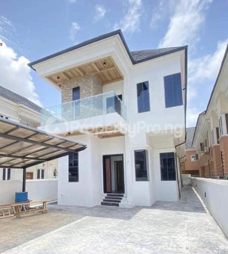 5 bedroom House for sale chevron Lekki Lagos - 6