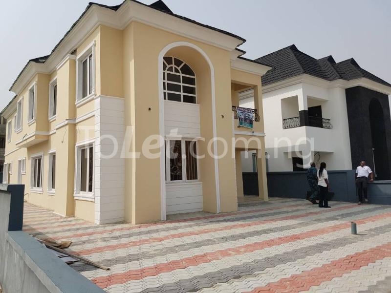 6 bedroom House for sale Lekki County Ikota, Ikoti Villa Estate. Ibeju-Lekki Lagos - 9