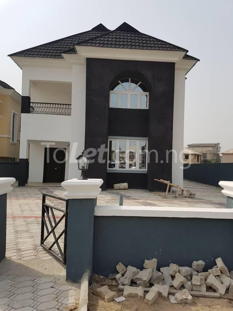 6 bedroom House for sale Lekki County Ikota, Ikoti Villa Estate. Ibeju-Lekki Lagos - 4