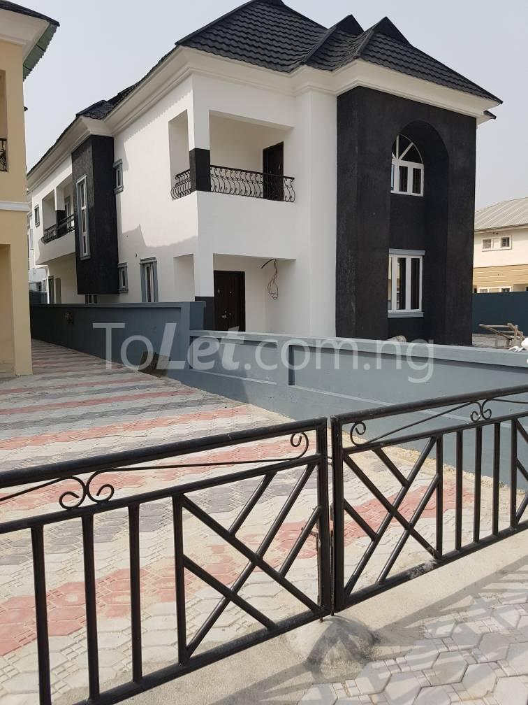 6 bedroom House for sale Lekki County Ikota, Ikoti Villa Estate. Ibeju-Lekki Lagos - 6