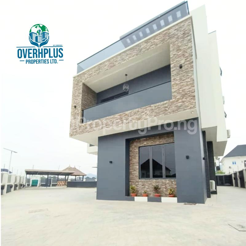 6 bedroom Detached Duplex for sale Kuwa Road Kubwa Abuja - 0