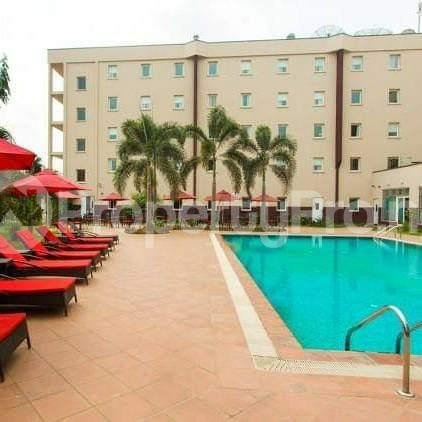 Hotel/Guest House Commercial Property for sale International airport road Airport Road(Ikeja) Ikeja Lagos - 1