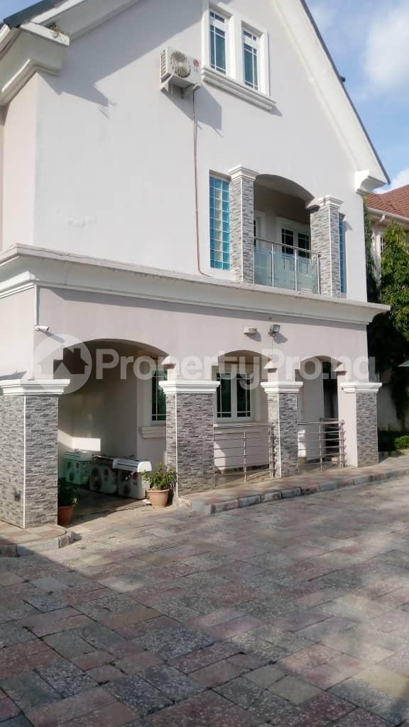 4 bedroom Semi Detached Duplex House for rent Off Aminu Sale Crescent  Katampe Ext Abuja - 8