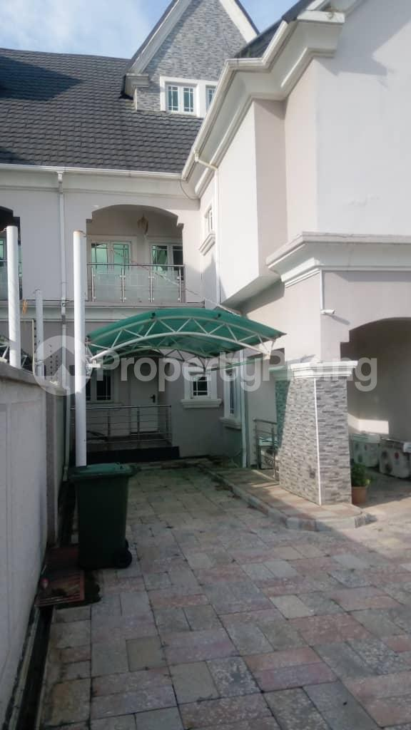 4 bedroom Semi Detached Duplex House for rent Off Aminu Sale Crescent  Katampe Ext Abuja - 2