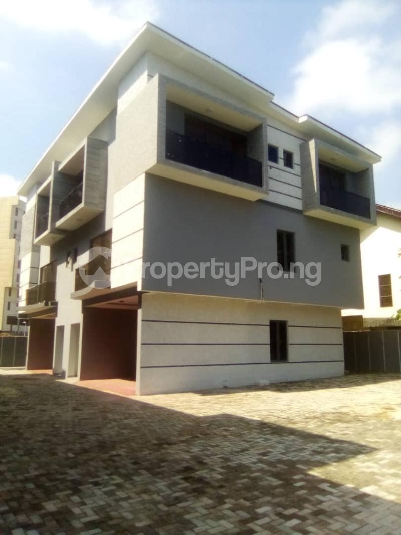 4 bedroom Semi Detached Duplex for rent Parkview Estate Ikoyi Lagos - 3